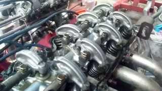 l型クロスフローエンジン 構造動画 rb30 rb20e