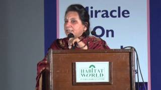 Nicky Delhi India Habitat Centre 30th Jan 2016