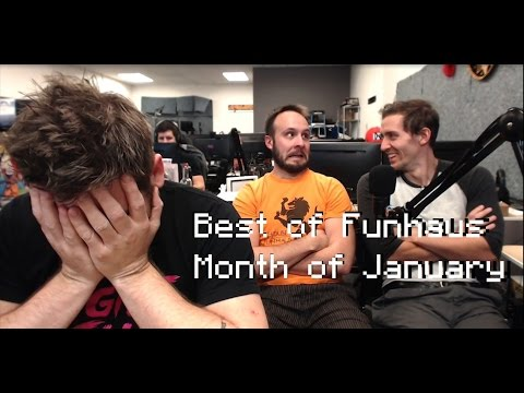 Best of Funhaus: Month of January 2016