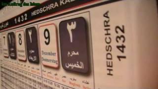 Hedschra Kalender