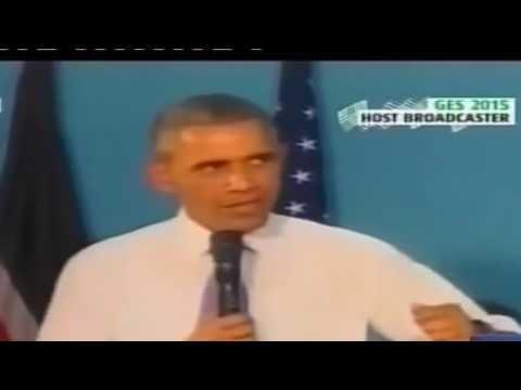 Obama TALKS about Kenya OPPOSITION Leaders