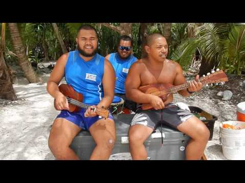 Koka Lagoon Boys - Cook Islands Medley