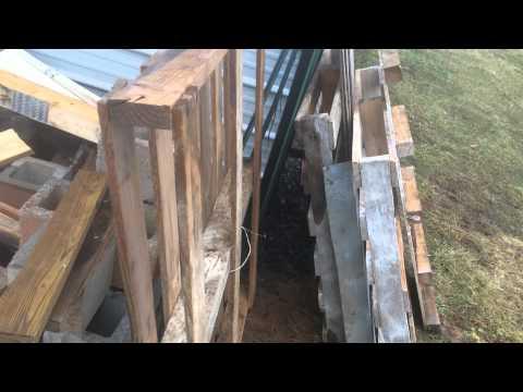 Cheap Workout Equipment: The Wooden Pallet