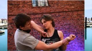 самооборона для девушек видео уроки