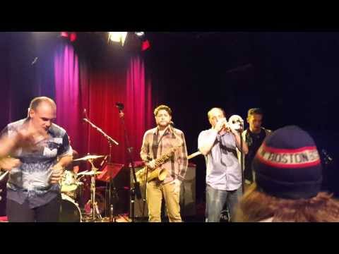 John Brown's Body - New Fashion live @ Stage One in Fairfield CT 3/30/16