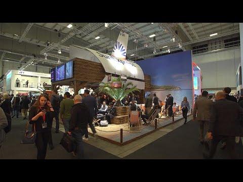 أحدث وجهات العطل والتكنولوجيات الحديثة في معرض برلين الدولي للسياحة…  - 20:55-2019 / 3 / 14
