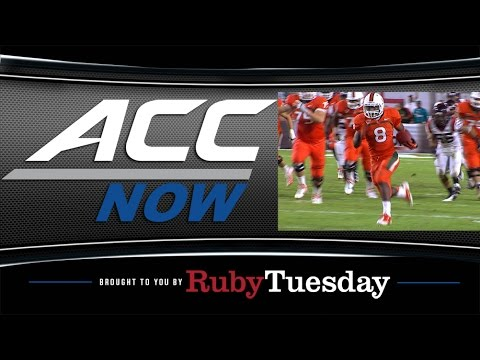 Three ACC Players Named To Doak Walker Award Watch List | ACC Now