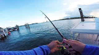 the most awkward fishing experience cringe alert