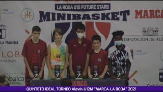 Canastas QUINTETO IDEAL Torneo U12M