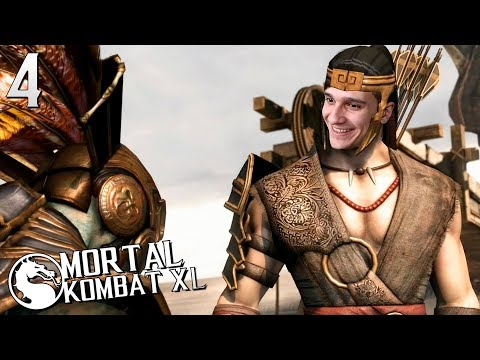 ПРОХОЖДЕНИЕ Mortal Kombat XL НА РУССКОМ ЯЗЫКЕ -ГЛАВА 4- КУН ЦЗИНЬ