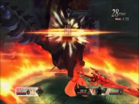 Tales of Zestiria Combo Collection |
