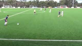Highlights  Super League SEDA FC Melbourne Victory Talented Player Program 28 May 2014