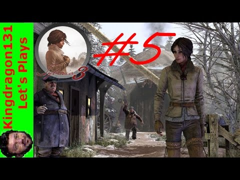 Syberia 3 part 5: Stamping the Pass