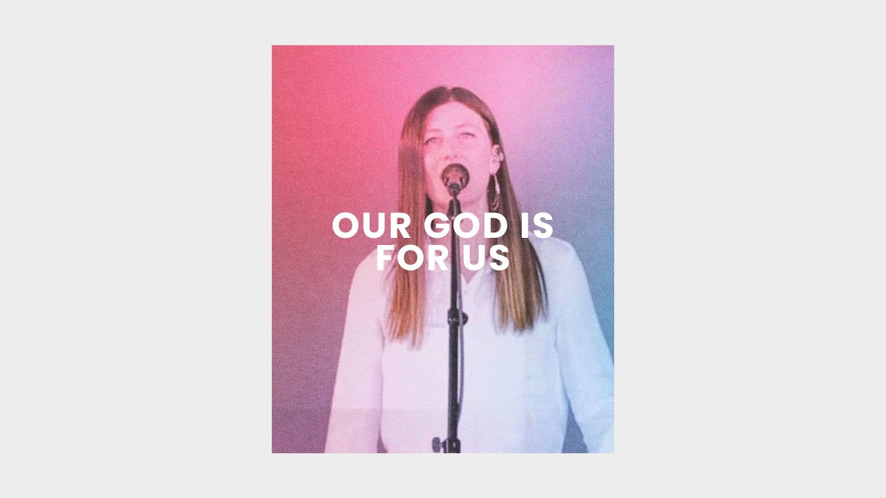 Our God is For Us (Live) - Lou Fellingham Cover Image