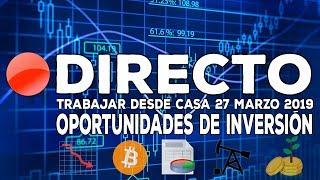 🔴Directo: oportunidades de inversión. Brexit, Apple, Tesla model Y, Boeing, Banca, Oro, Bitcoin...