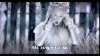 [hq With Lyrics]yusry & Melly- Dibius Cinta (official Video Subbed)