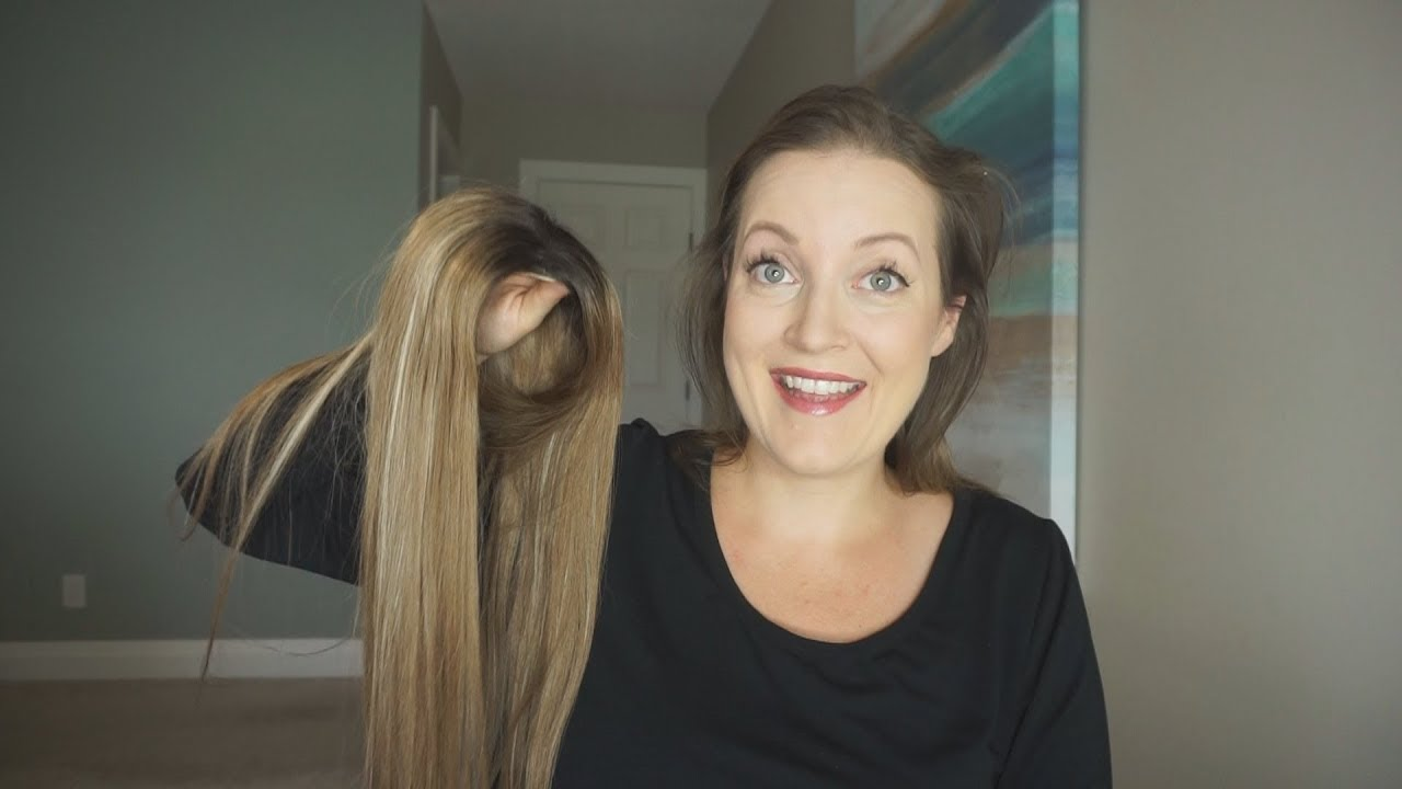Clara human hair topper by uniwigs allisons journey youtube clara human hair topper by uniwigs allisons journey solutioingenieria Gallery