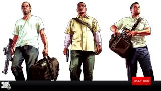 GTA 5 PNG Main Characters [FREE DOWNLOAD] by Galf_Des