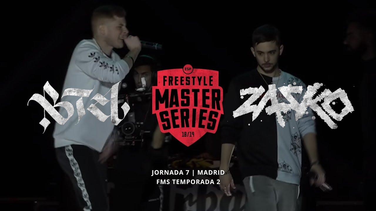 BTA VS ZASKO FMS MADRID Jornada 7 Oficial