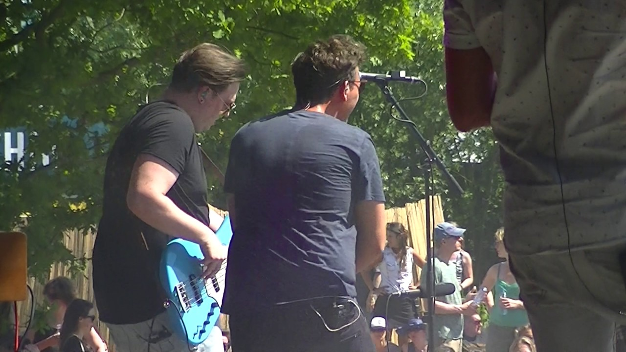 Nielson Ze Is Het Live At Central Park Festival Utrecht Youtube