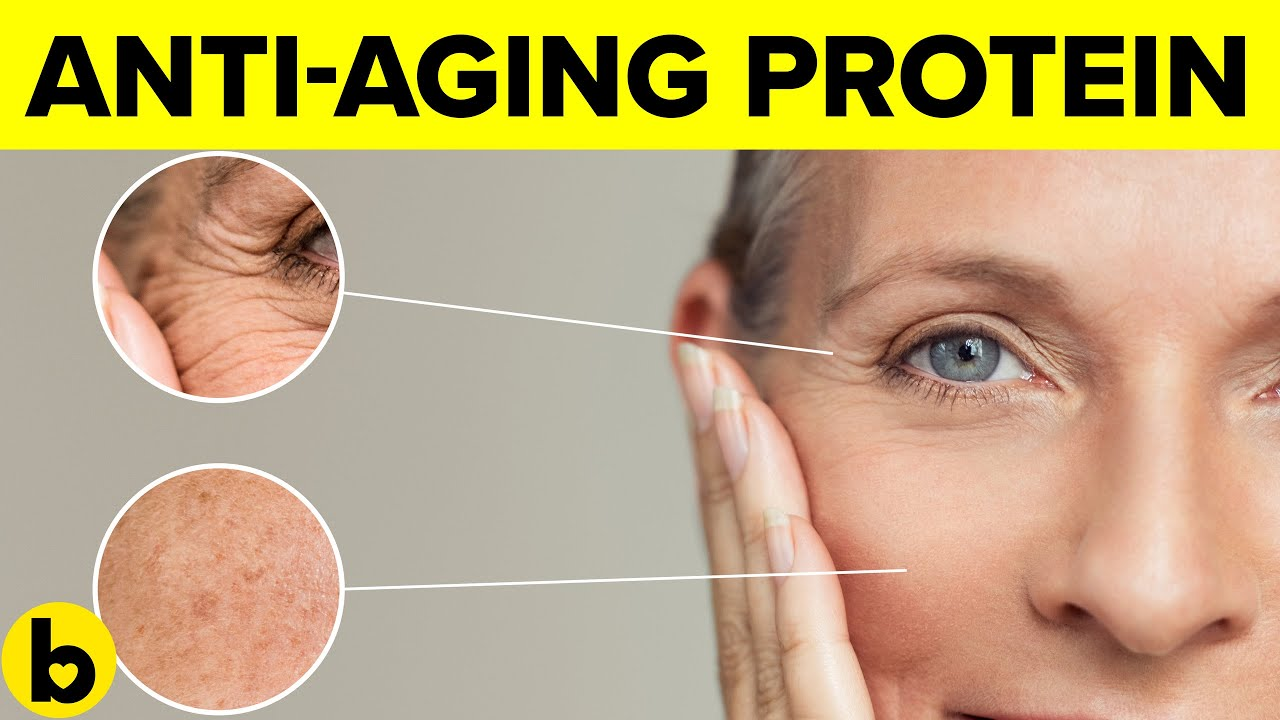 This Anti-Aging Protein can help you look Younger