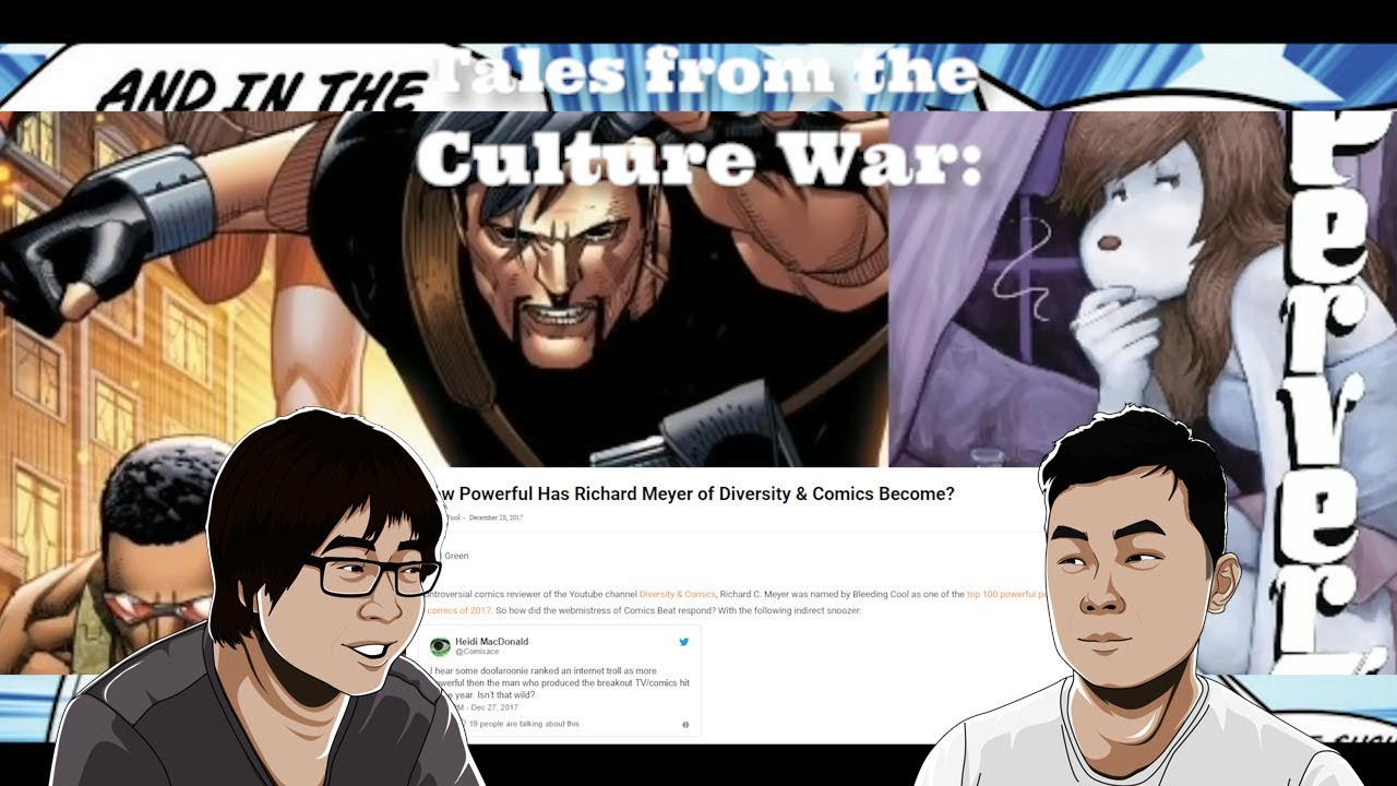 Comic Book Industry SJWs Clash with The Hero We Deserve - Tales from the Culture War