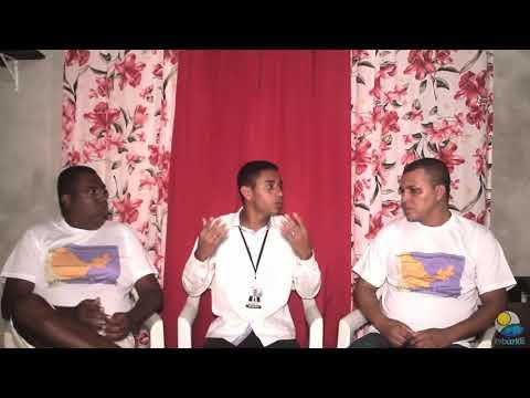 Luiz Fábio e Flávio Campanha falam sobre a nova Associação dos Moradores da Maria Joaquina