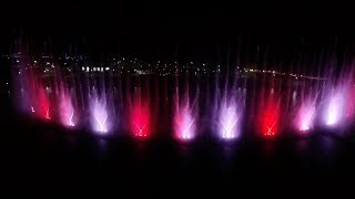 Musical fountain opens for the summer in Chongqing