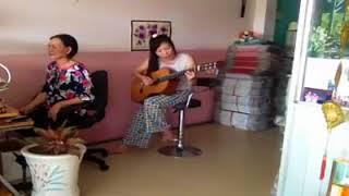 MẮT LỆ CHO NGƯỜI - guitar