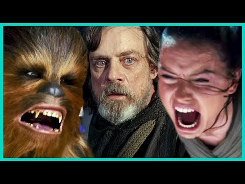 Is 'The Last Jedi' The Most Divisive 'Star Wars' Movie Yet?