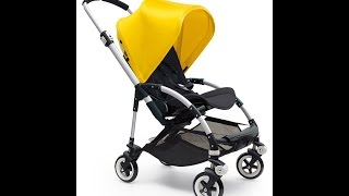 How to assemble and operate Bugaboo Bee 3 Stroller Pram