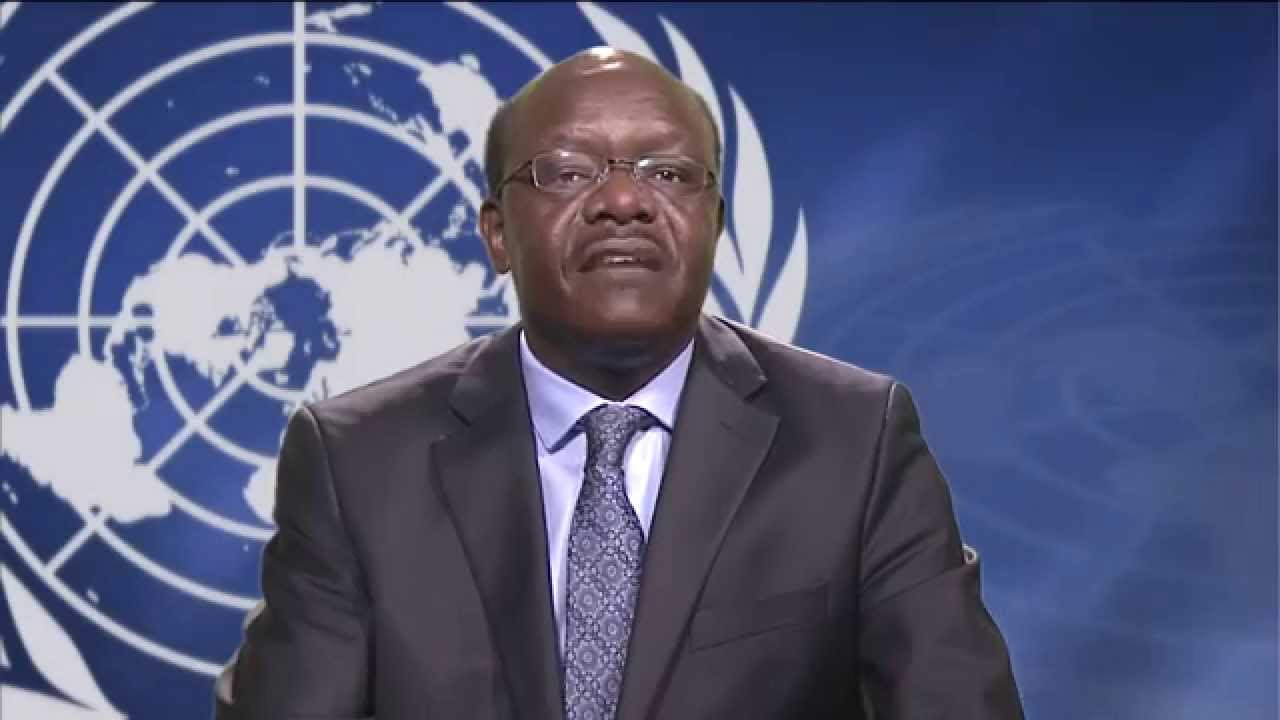 Image result for Mukhisa Kituyi, UNCTAD's secretary-general
