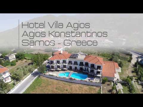 Villa Agios Konstantinos on Samos