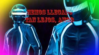 """Daft Punk - Get Lucky CUMBIA """"Daft Kumbya - Quiero Suerte"""""""