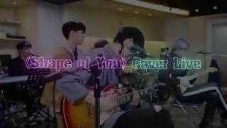DAY6 - Shape Of You Ed Sheeran Cover 🔥