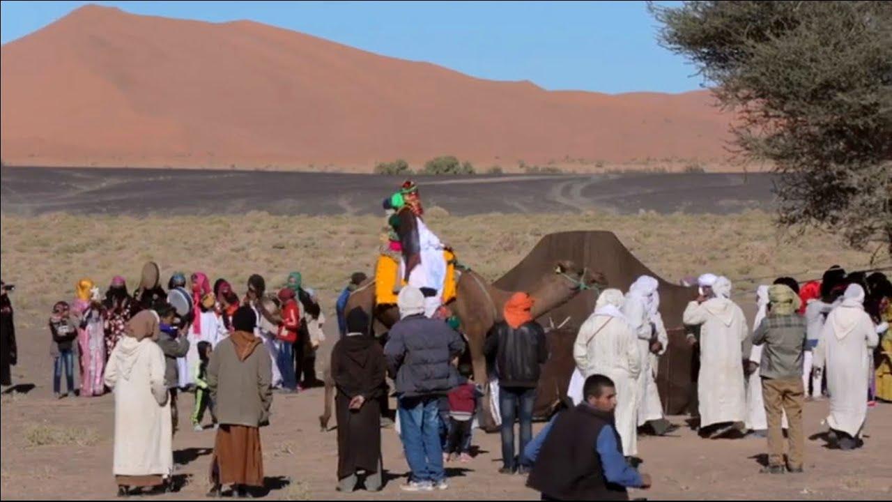 Documentary Amazigh Wedding - فيلم وثائقي عن تقاليد وعادات العرس الامازيغي