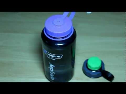 Nalgene BPA free обзор