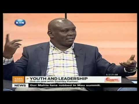Sunrise Live Interview : Youth and Leadership