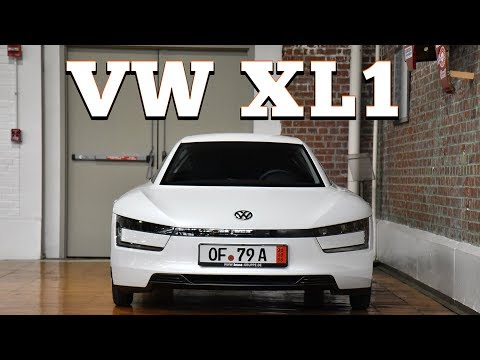 2011 Volkswagen XL1: Regular Car Reviews