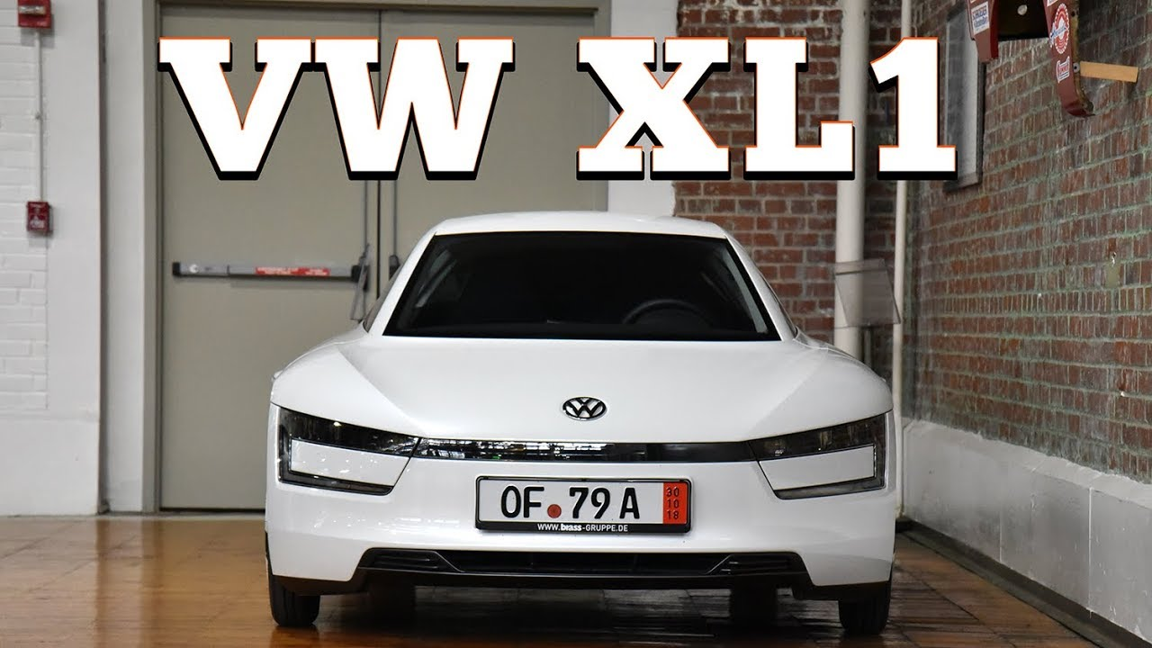 2011 Volkswagen XL1: Regular Car Reviews