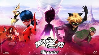 MIRACULOUS | 🐞 MIRACULER - OFFICIAL TRAILER  🐞 | Tales of Ladybug and Cat Noir