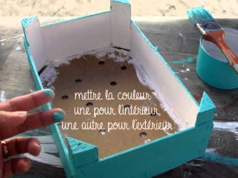 Diy recycler des cagettes youtube - Trouver des cagettes en bois ...