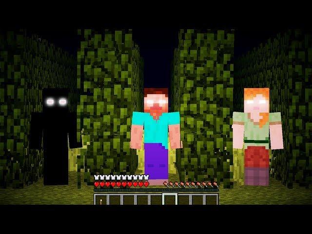 ¡ELIJE LA ENTIDAD MALIGNA! HEROBRINE, ALEXBRINE, NULL, ENTIDADES MALIGANAS en Minecraft