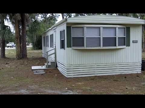 Cheap Rent Mobile Homes For In Ft Myers Florida Youtube