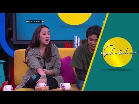 Pricilla Blink dan Arbani Yasiz Bermain di Film Pendek Cinta di Balik Awan