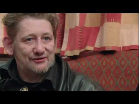 Shane MacGowan on his Songwriting Technique
