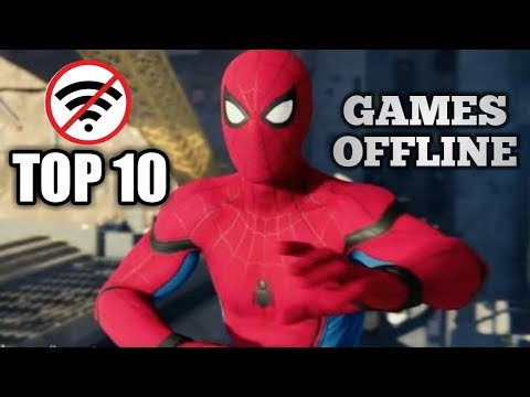 Top 10 SPIDERMAN Games For Android Of 2019- SuperHero Games On Mobile - DOWNLOAD LINKS!