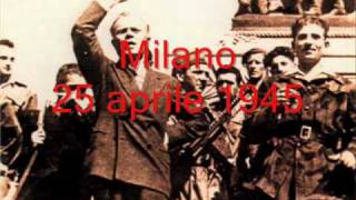 Pertini - Milano, 25 aprile 1945
