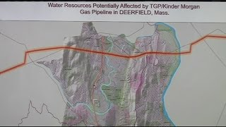 Residents voice concerns over potential pipeline