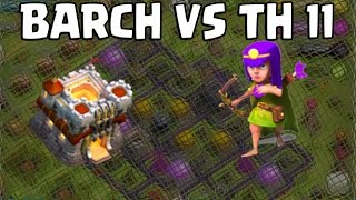 BARCH gegen RATHAUS 11! || CLASH OF CLANS || Let's Play CoC [Deutsch/German HD+]